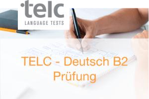 telc Deutsch B2 Prüfung an der VAkademie Mainz