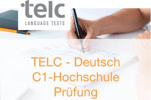 telc Deutsch C1-Hochschulprüfungen in der VAkademie Mainz